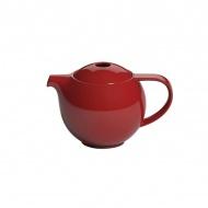 Dzbanek z zaparzaczem 600 ml Loveramics Pro Tea czerwony