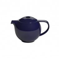 Dzbanek z zaparzaczem 600 ml Loveramics Pro Tea granatowy