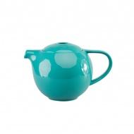 Dzbanek z zaparzaczem 600 ml Loveramics Pro Tea turkusowy