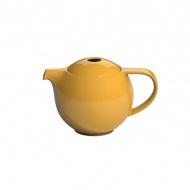 Dzbanek z zaparzaczem 600 ml Loveramics Pro Tea żółty