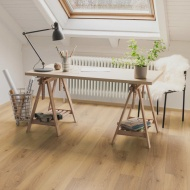 Egger Laminowane panele podłogowe 31,84 m² 8 mm Oak Trilogy Natural