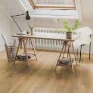 Egger Laminowane panele podłogowe 69,65 m² 8 mm Oak Trilogy Natural