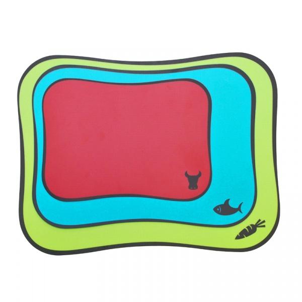 Elastyczne maty do krojenia 3 szt. MOHA Flex&Colors MO-41510