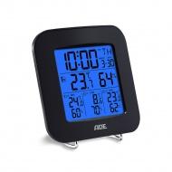 elektroniczny termometr/higrometr, 3 czujniki zewnętrzne