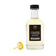 Esencja wody perfumowanej Gingembre Et Vetiver Sensuel Edp Concentre 200 ml Wkład