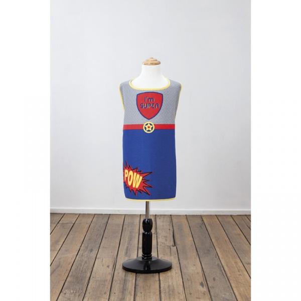 Fartuszek kuchenny Ladelle Super Boy LD42605