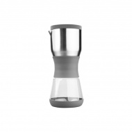 Fellow Duo Coffee Steeper Cool Grey