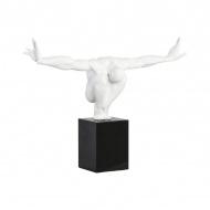 Figurka Dive Kokoon Design biały