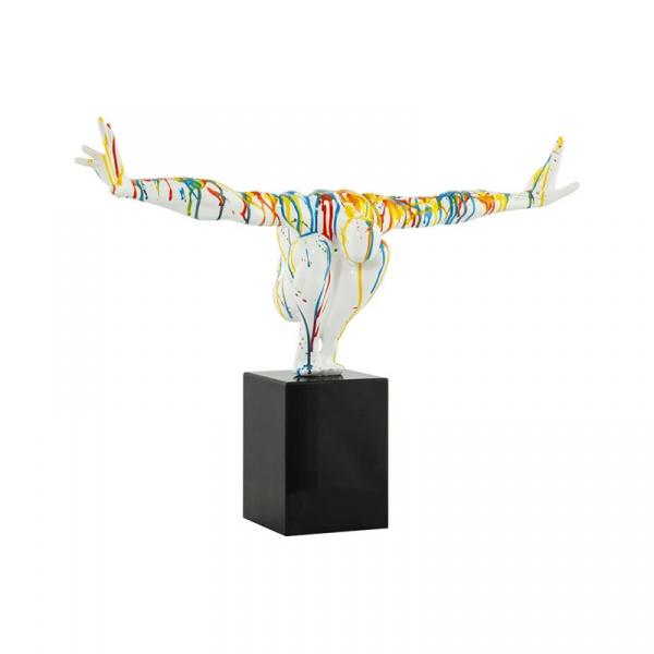 Figurka Dive Kokoon Design wielokolorowy DK01220DIBL