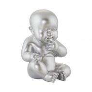 Figurka Sweety Kokoon Design srebrny