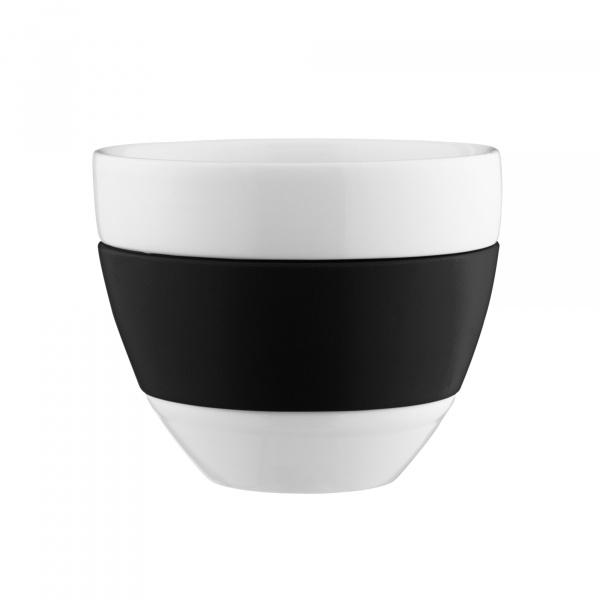 Filiżanka do cappuccino Koziol Aroma czarna KZ-3561526