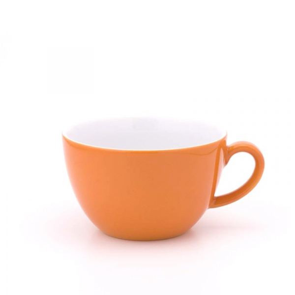 Filiżanka do dużej kawy 0,4 l Kahla Pronto Colore pomarańczowa KH-204709A72556C
