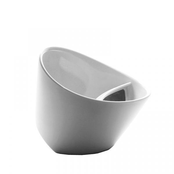 Filiżanka do herbaty Magisso biała 70202