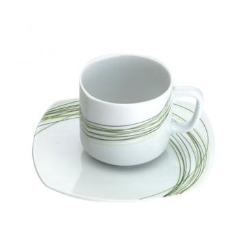 Filiżanka do herbaty ze spodkiem