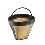Filtr do kawy 12,5 cm Cilio brązowo-czarny