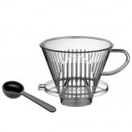 filtr do kawy, rozmiar 4, śred. 13,5x10,5 cm