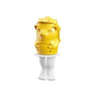 Foremka do lodów na patyku JEŻYK BOLT Zoku Character Pops żółto-biała