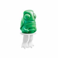 Foremka do lodów na patyku ŻÓŁWIK STEWIE Zoku Character Pops zielono-biała