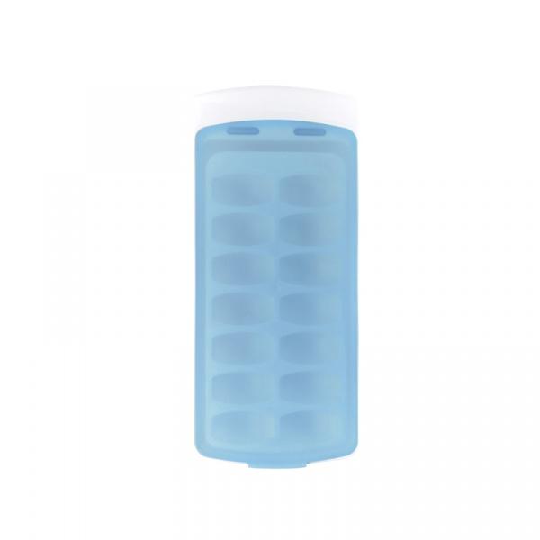 Foremka do lodu NON-SPILL OXO Good Grips niebiesko-biała 1132080V2EUMLNYK