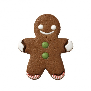 Foremka do wykrawania ciastek Birkmann Christmas Piernikowy Ludzik