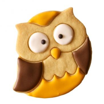 Foremka do wykrawania ciastek Birkmann Sowa Frido