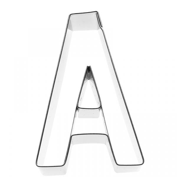 Foremka do wykrawania ciastek Litera A Birkmann Alfabet 196 292