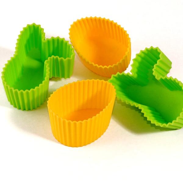 Foremki do muffinów 4 szt. Birkmann Wielkanoc 251 373