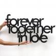 FOREVER TOGETHER IN LOVE FTIL1-1