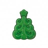 Forma Choinka Pavoni zielona