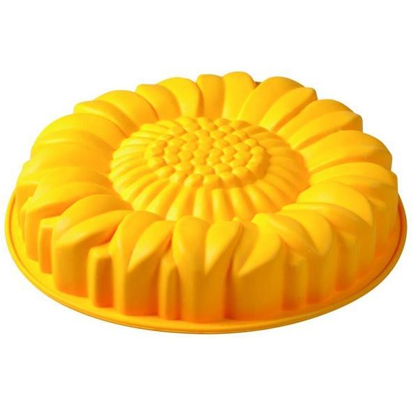 Forma do ciasta Girasole Pavoni słonecznik żółta FRT142GLS.2