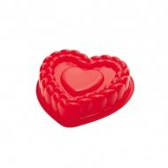 Forma do ciasta Pavoni czerwona