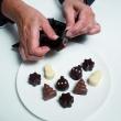 Forma do czekoladek lub kostek lodu 16 sztuk świąteczne Pavoni CHOCOCHRISMRS