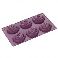 Forma na 6 ciasteczek Lurch róże