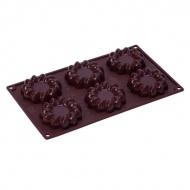 Forma na ciasteczka St.Honore 6 sztuk Pavoni