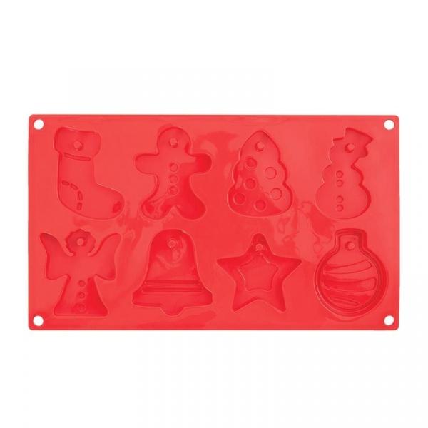 Forma Pavoni Cookies czerwona FR091RSA