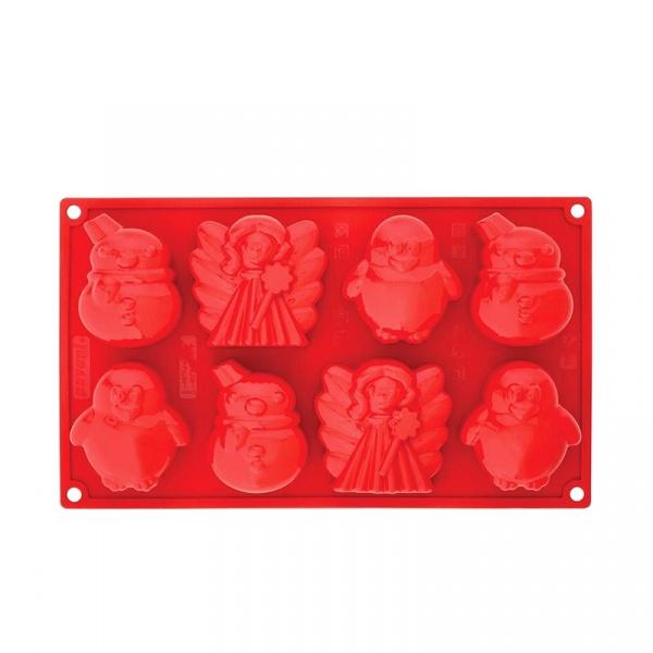 Forma Pavoni Wintertime czerwona FR084RSA