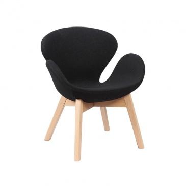 Fotel Andora : Kolor - czarny