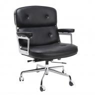 Fotel biurowy King Home Icon Prestige Plus czarny