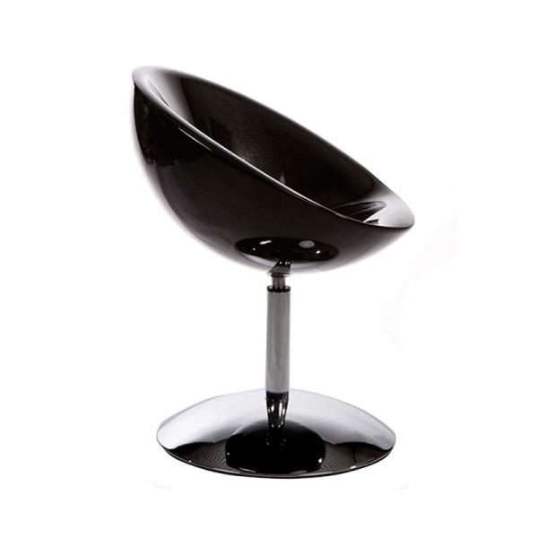 Fotel Bowl Kokoon Design czarny AC00060BL