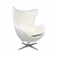 Fotel Jajo D2 kaszmir biały