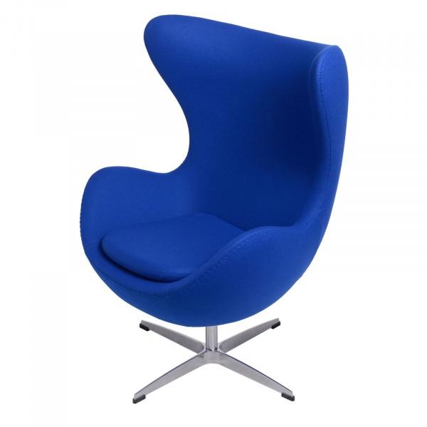 Fotel Jajo D2 kaszmir niebieski #19 DK-18078