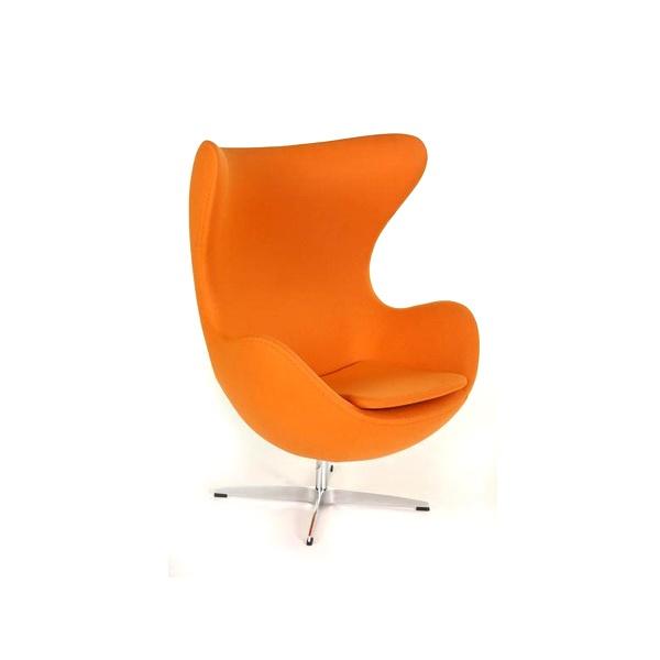 Fotel Jajo D2 kaszmir pomarańczowy 5902385700894