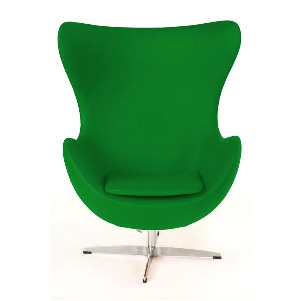 Fotel Jajo D2 kaszmir zielony DK-22282