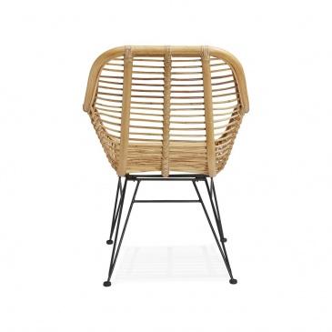 Fotel Kokoon Design Panda naturalny