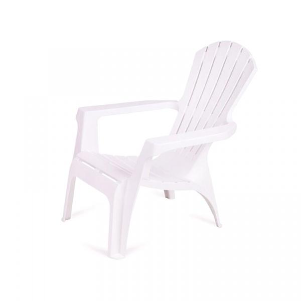 Fotel/leżak King Bath Duck biały RU-FPC-122.WHITE