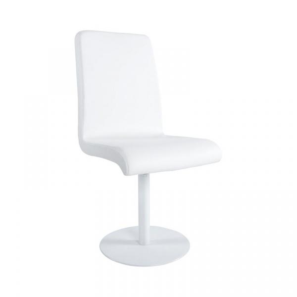 Fotel Stanford Kokoon Design biały CH00180WH
