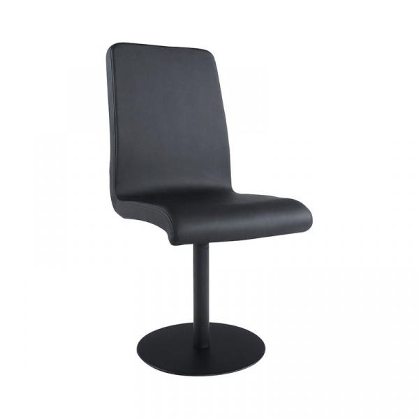 Fotel Stanford Kokoon Design czarny CH00170BL