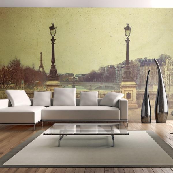 Fototapeta - Adieu Paris! (450x270 cm) A0-F4TNT0015-P