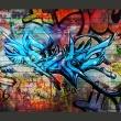 Fototapeta - Art crime A0-XXLNEW010110