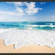 Fototapeta - Bałwany morskie A0-XXLNEW011127